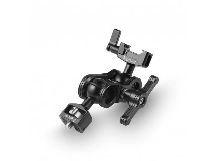 SmallRig Articulating Arm with Screw Ballhead and NATO Clamp Ballhead 2071 70488.1517647431