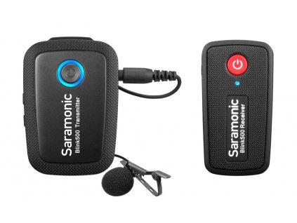 Saramonic BLINK500 B1 bezdrátový mikrofon pro smartphone i kameru
