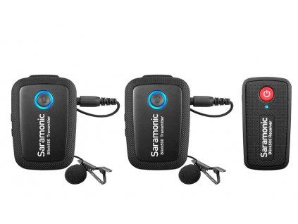 Saramonic BLINK500 B2 bezdrátový klopový mikrofon na rozhovory