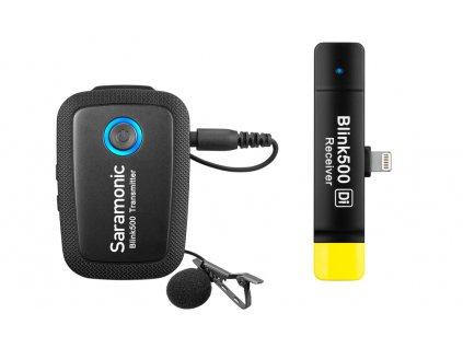 Saramonic BLINK500 B3 bezdrátový mikrofon pro iPhone