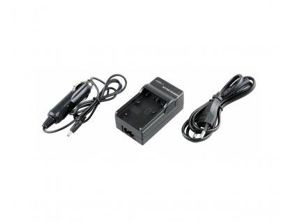 Nabíječka baterií NP-FV50/NP-FV100 pro Sony ALPHA/NEX/DCR