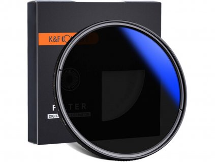KF Concept variabilní ND filtr 2-400 (43mm)
