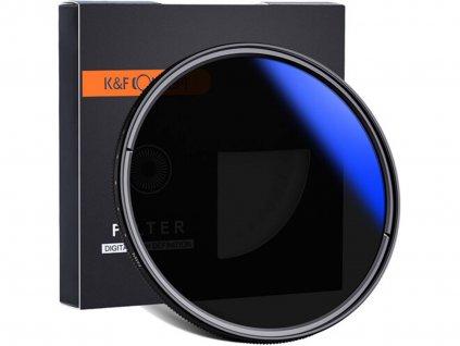 KF Concept variabilní ND filtr 2-400 (49mm)