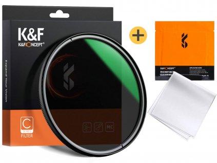 KF Concept Slim MC CPL filtr (67mm)