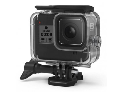 60m Housing Shell For GoPro HERO 8 Black Hard Protective Cage Case For Go Pro Hero8 (1)