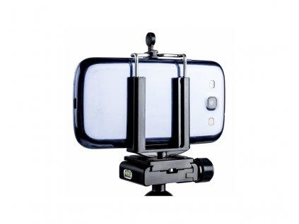 Držák pro mobilní telefony (nasazení na stativ)