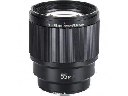 Viltrox PFU RBMH 85mm f/1,8 STM (Fujifilm X)