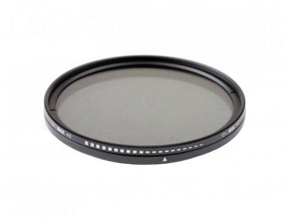 Commlite variabilní ND filtr (55mm)