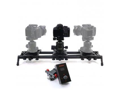 konova p1 carbon camera slider