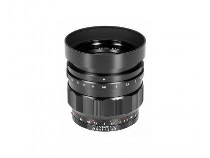 Voigtlander Nokton 50mm f/1,2 objektiv (Sony E)