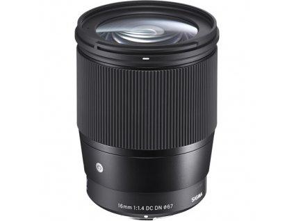 SIGMA 16mm f/1,4 DC DN Contemporary objektiv (M4/3)