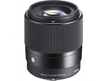 SIGMA 30mm f/1,4 DC DN Contemporary objektiv (Sony E)