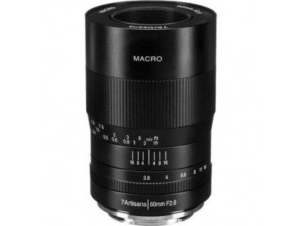 APS-C objektiv 7Artisans 60 mm F2.8 (Nikon Z)