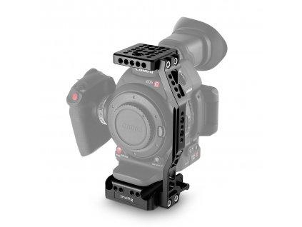 SmallRig Canon EOS C100 C100 Mark II Cage 1703 52504.1515727616