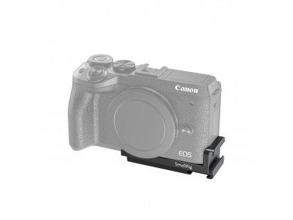 smallrig vlogging cold shoe plate for canon eos m6 mark ii buc2517 01 66544.1571986033