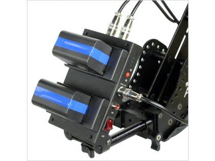 Bateriový grip na rig - Sony NP baterie