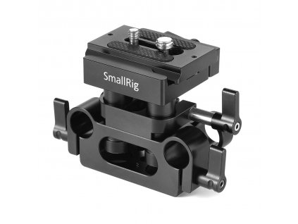 SmallRig Universal 15mm Rail Support System Baseplate 2272 1 50011.1550565913