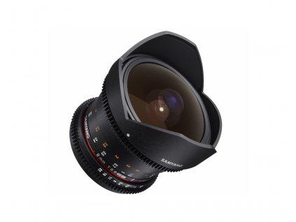 Objektiv SAMYANG 8mm 3,8f VDSLR MkII Fish-eye(CANON EF-S)