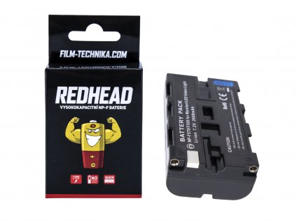 redhead baterie