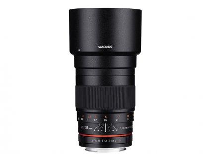 SAMYANG 135mm f/2.0 ED UMC (Canon EF)