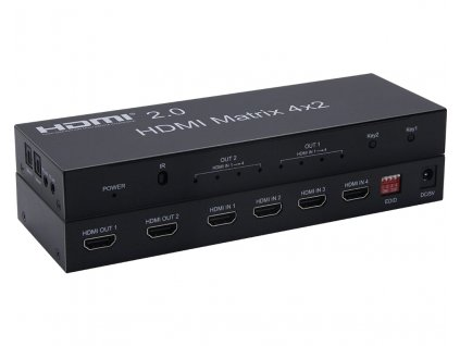 HDMI Matrix 4x2 01