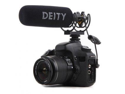Deity D3 Pro On Camera