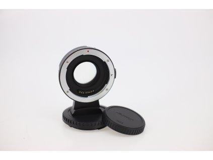 (ROZBALENO) Viltrox elektronický 0.71x Speed Booster pro Canon EF na Fuji X-Mount