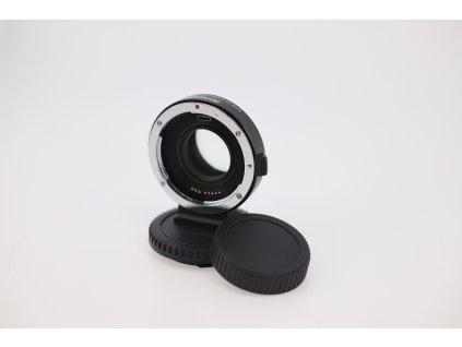 (ROZBALENO) Commlite 0,71x Speed Booster adaptér z Canon EF na m4/3