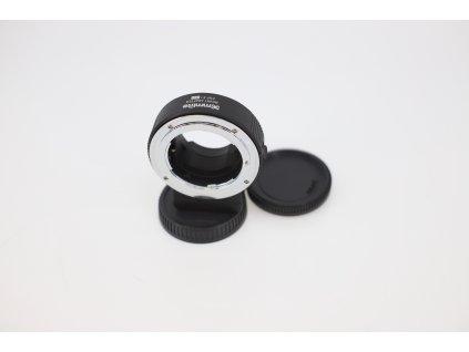 (ROZBALENO) Commlite elektronický adaptér z Nikon F na Sony E-mount (ver.07)