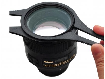 Klíč na fotografické filtry (49mm 52mm 55mm 58mm)