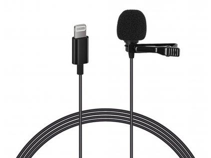 Comica Audio CVM-V01SP MI (2,5 metrů Lightning) klopový mikrofon pro iPhone