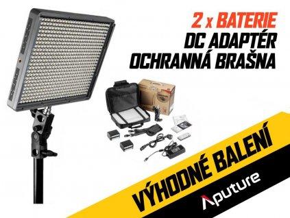 Kamerové LED světlo Aputure Amaran HR672W