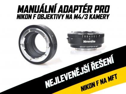 Nikon f MFT