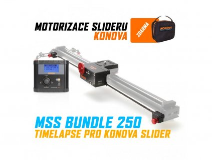 MSS Bundle pro slider Konova K7 (MS-250)