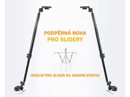 Podpěrná noha pro slider (2kusy)