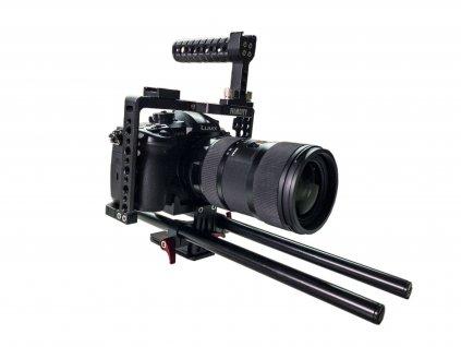 Filmcity kamerová klec pro Sony A7S2/Panasonic GH5/Canon EOS