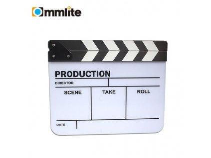film technika commlite filmova klapka 01