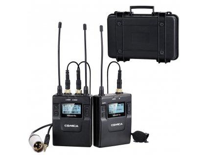 Comica Audio CVM-WM300C universální bezdrátový audio systém