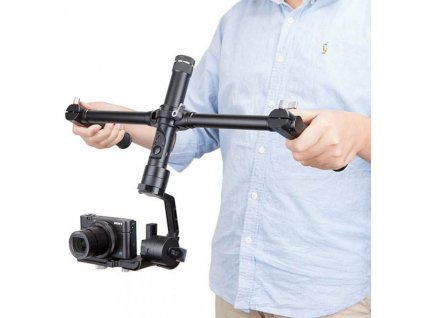 film technika zhiyun tech dualni drzak pro crane crane2 04
