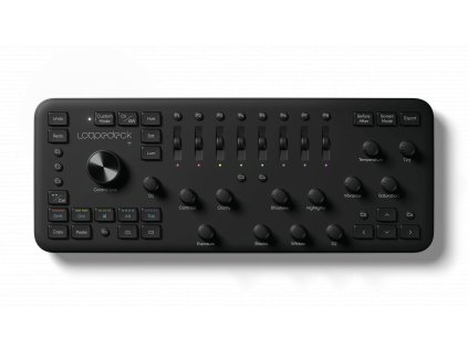loupedeck plus device 2560x1440