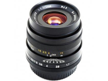 Mitakon Freewalker 24mm f/1,7 objektiv (M4/3)