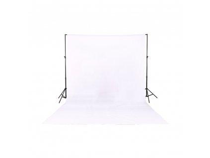 Fotografické plátno 100% bavlna 3x3m (bílé)