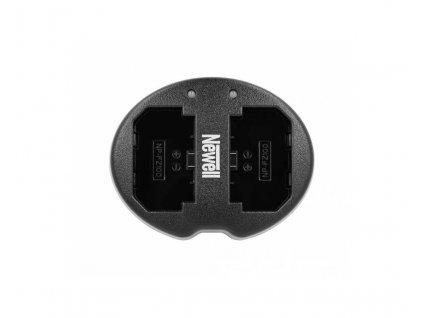 USB-DC duální nabíječka NP-FZ100 baterií pro Sony