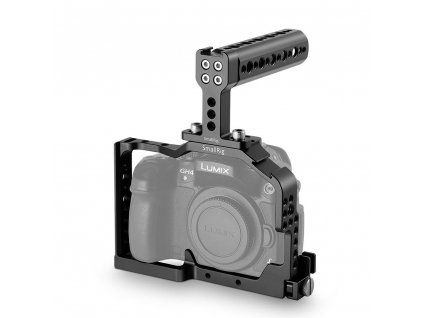 SMALLRIG Camera Cage for Panasonic DMC GH4GH31980 67525.1515660284