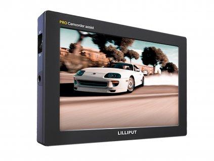 Lilliput Q7 7 Full HD Monitor Della Macchina Fotografica con SDI e HDMI Conversione Croce Custodia (5)