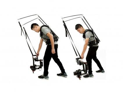 FlexiRig - podpůrná vesta pro duální gimbaly