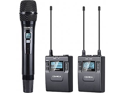 Comica Audio CVM-WM300B universální bezdrátový audio systém