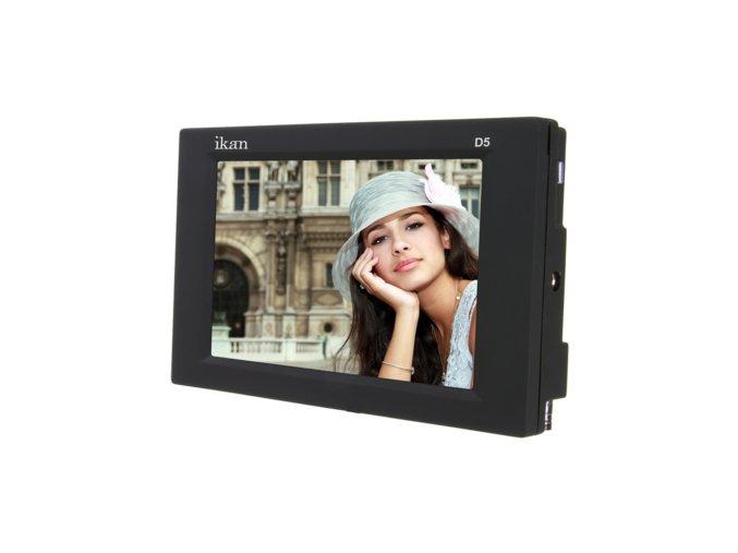 "IKAN D5 5,6"" 3G-SDI LCD MONITOR s Hi-Def panelem KIT-2"