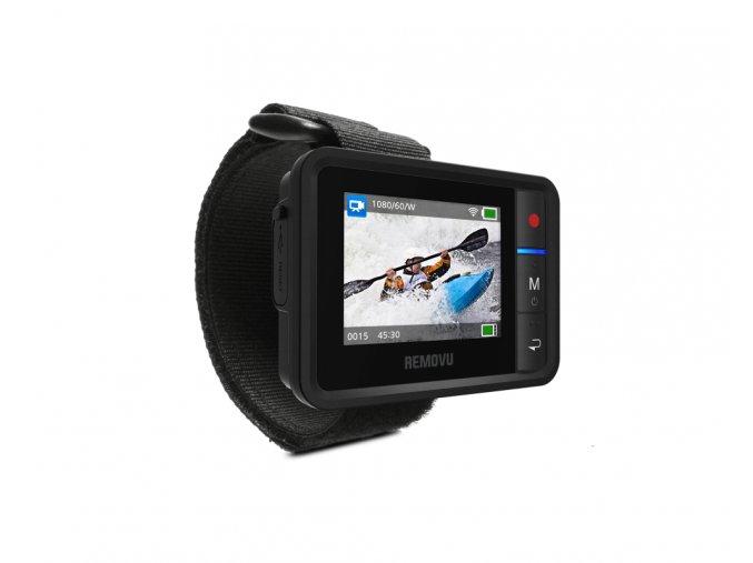 Bezdrátový WiFi monitor REMOVU R1+ pro GoPro HERO 4/3