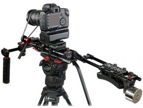 Kamerový DSLR rig FilmCity FC-10W